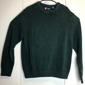 Chaps Ralph Lauren Long Sleeve Sweater Pullover